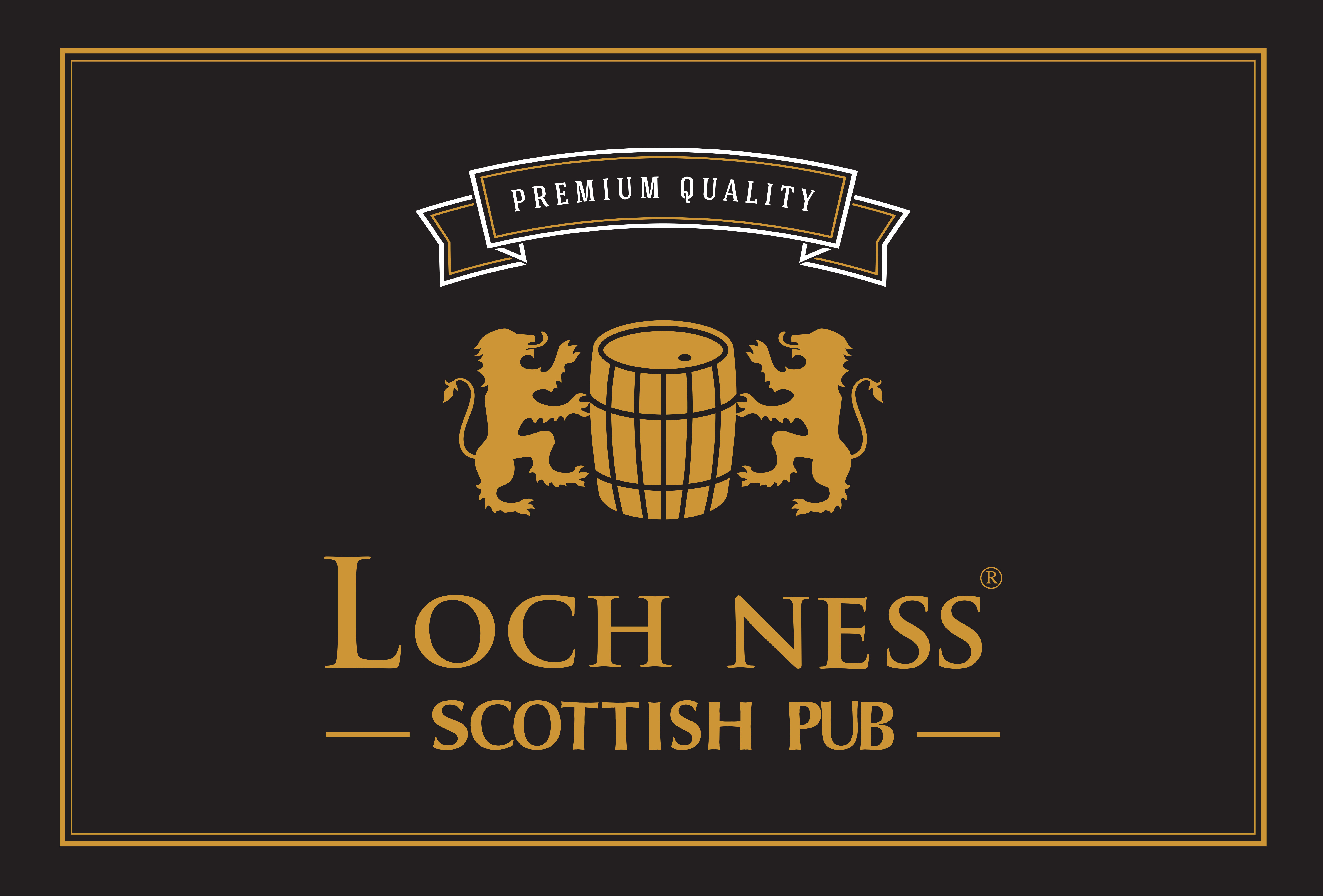 Loch Ness - Scottish Pub