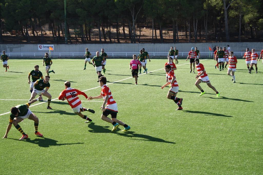 Crónica de la Jornada | Ibero Club de Rugby Zaragoza